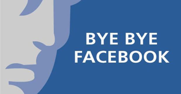 Bye Facebook