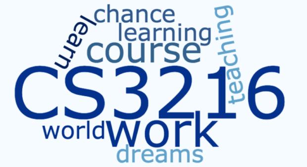 cs3216 beginning