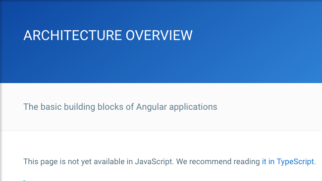Angular 2 Guide in JavaScript
