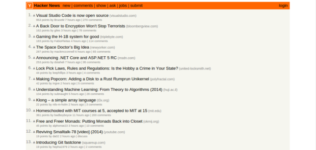avoid getting downvoted on Hacker News
